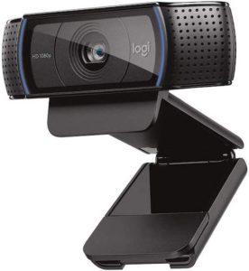 チャットレディおすすめwebカメラと照明/ロジクールC920設定方法